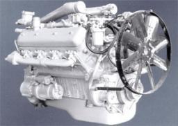 Двигатели V8T с турбонаддувом Евро-3 (6581.10 и модификации)