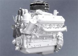 Двигатели V6 без турбонаддува Евро-0 (236 и модификации)