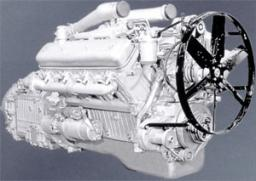 Двигатели V8 с турбонаддувом Евро-1 (238ДЕ1, 238НД и модификации)