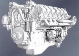 Двигатели V12 с турбонаддувом (240М и модификации)