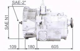 6-ступенчатые коробки передач ЯМЗ-336, ЯМЗ-3361, ЯМЗ-1306, ЯМЗ-1406