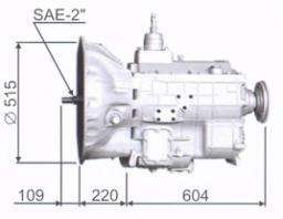 5-ступенчатые коробки передач ЯМЗ-2361