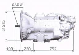8-ступенчатые коробки передач ЯМЗ-2381
