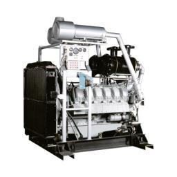 Силовые установки серии ЯСУ-500Б для привода механизмов буровых установок