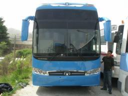 Туристический автобус Daewoo BX212, 2008 год