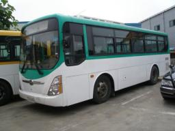 Городской автобус Hyundai Global 900, 2008 год