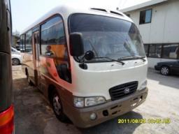 Городской автобус Hyundai County, 2009 год