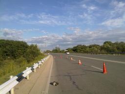 Дорожные ограждения барьерного типа 11ДО-4-130кДж/ У1