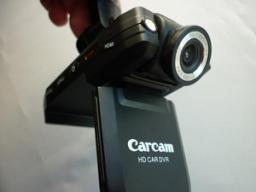 Автовидеорегистратор CarCam DVR-210 Full HD 1080p