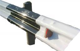 Дорожное ограждение барьерного типа 11ДО-2-355 кДж/ У5