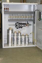 Автоматическая конденсаторная установка АКУ-0.4-125-25-УХЛ3 IP31