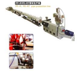 Экструзионная линия для производства труб из PPR/PE-RT