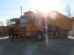 Самосвал Shaanxi SX3255DR384 6х4 340 л.с.