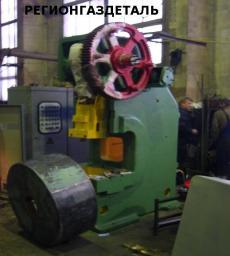 Пресс кривошипный прецизионный усилием 20 Кн модели ПМП-2