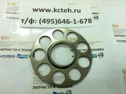 В наличии Прижимная плита на гидронасос Hyundai XJBN-00420 (PLATE-SHOE)
