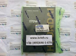 В наличии инструкция по эксплуатации экскаватора R170W-7 HYUNDAI 91N5-30030 (PARTS MANUAL FOR R170W-7)