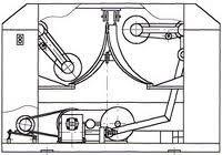 Машина разбивочная проходная 11462 (МРП)