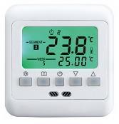 Терморегулятор программируемый для теплого пола Голландия