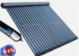 Солнечные коллекторы на вакуумных трубках