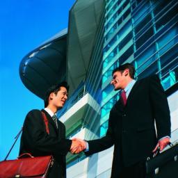 Сопровождение на выставках и деловых переговорах в Шанхае и по Китаю