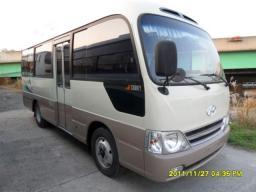 автобус Hyundai County, 2009г