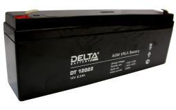 Аккумулятор DT 12022 Производитель: Shenzhen Center Power Tech. CO., LTD