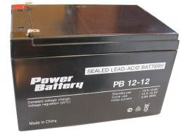 Аккумулятор PB12-12 Производитель: Dahua storage battery