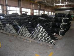 Трубы стальные теплоизолированные пенополиуретаном в полиэтиленовой защитной оболочке для нефтепроводов, ТУ 5768-005-47114136-02