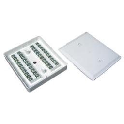 Коробка коммутационная потолочная КРТП-10 Производитель:ЗАО «ДКС»