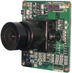 Внутренняя видеокамера UC-065Effio Производитель: Unic technology