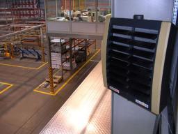 Системы воздушного отопления VOLCANO