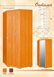 Шкафы угловые У01, У011