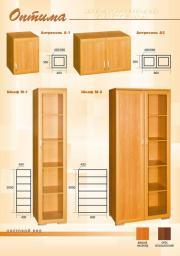 Шкафы м-1, м-2