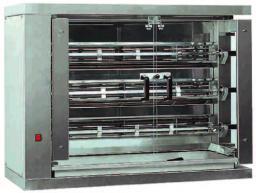 Газовые грили для кур (Модель-1EG)