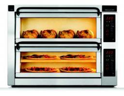 Печи для пиццы PIZZAMASTER серии CounterTop c двойной шириной (Модель - PM351ED-DW)