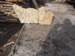 Камень природный облицовочный песчаник,