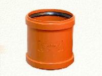 Муфта надвижная ПВХ ф200 для наружной канализации