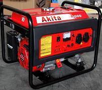 Бензогенераторы AKITA - модель R3000