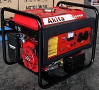 Генераторы на бензине AKITA - модель R3000D