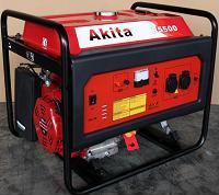 Генераторы AKITA - модель R5500