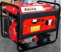 Генераторы AKITA - модель R6000D-T