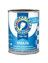 Эмаль ПФ-115 белая, супербелая, цветная (42 цвета) ГОСТ 6465-76