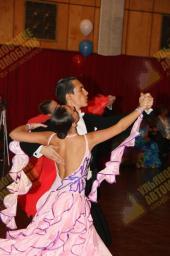 Профессиональные танцоры