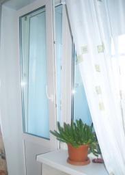 Дверь балконная поворотно- откидная - купить в компании ооо .
