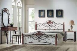 Кованая кровать, кованая мебель