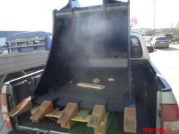 Стандартный ковш объемом 1,0 куб.м на Hyundai R210LC-7