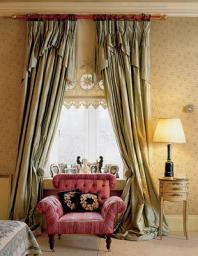 Элитный текстиль, элитные шторы