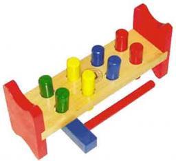 Гвозди-перевертыши Мир деревянных игрушек
