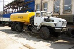 Автоцистерны АЦПТ-10 Урал 4320-1912-60/70