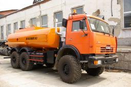 Автотопливозаправщики АТЗ-12 КамАЗ 43118